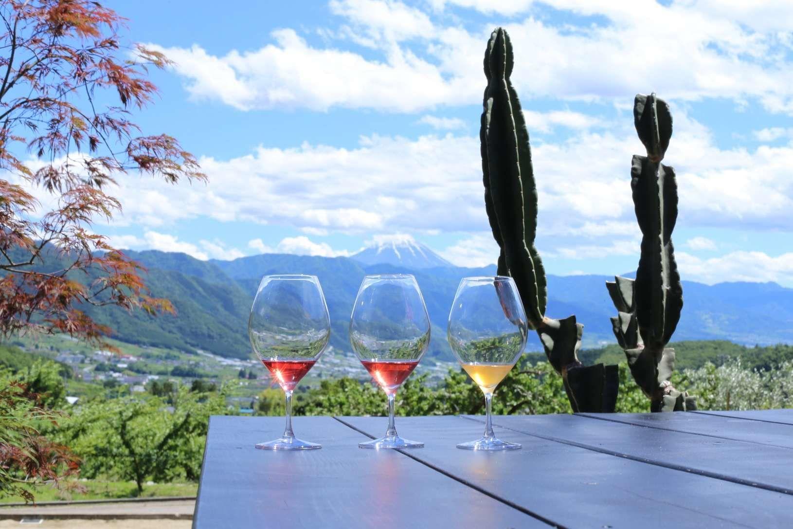 Вино Японии (не саке)#Aliantavin