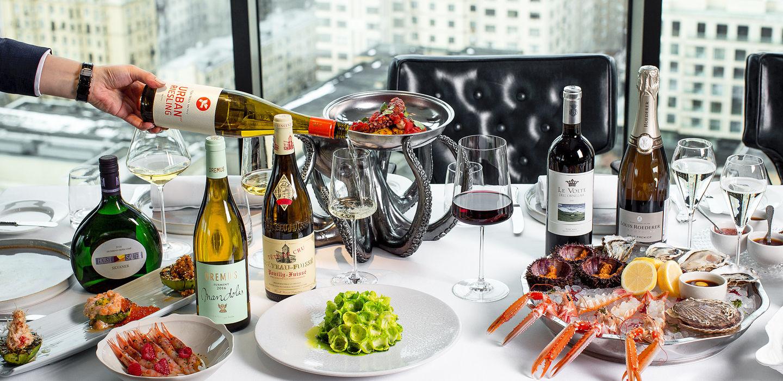 Вино и еда: главные принципы сочетаний